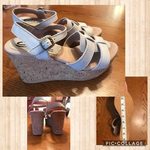 COPY - Sbicca vintage collection wedge 8.5